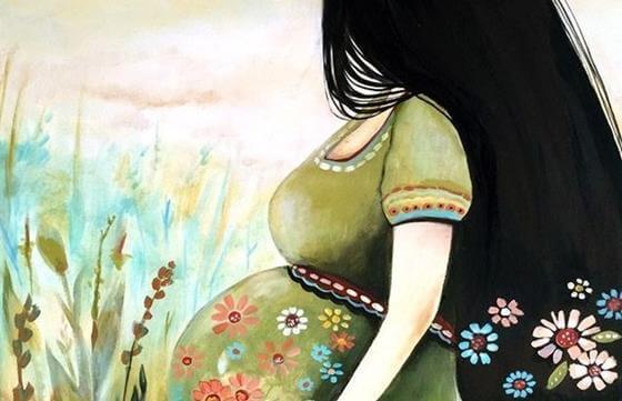 Hamilelik: Henüz Tanımadığınız Birini Sevmek