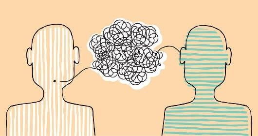 iki insan arasında yaşanana anlaşmazlık
