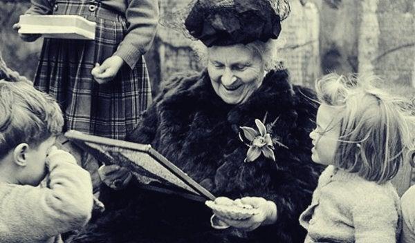 María Montessori'nin En Güzel 10 Sözü