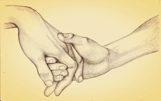 tutuşan eller