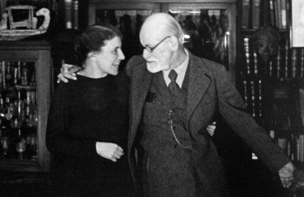 anna freud ve babası