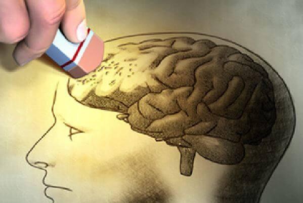 beyin resmini silen silgi