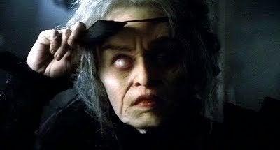 cam gözlü cadı