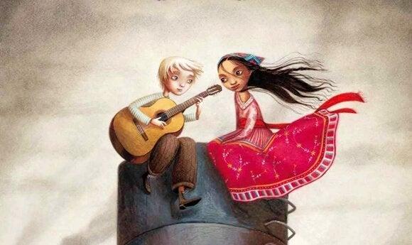 çift ve gitar