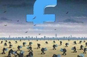 facebook-telefonuna-bagimli-insanlar