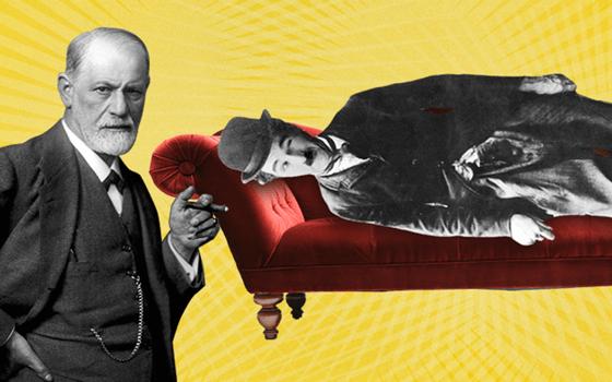 Freud ve Charlie Chaplin
