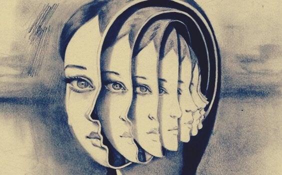 kadın yüzleri