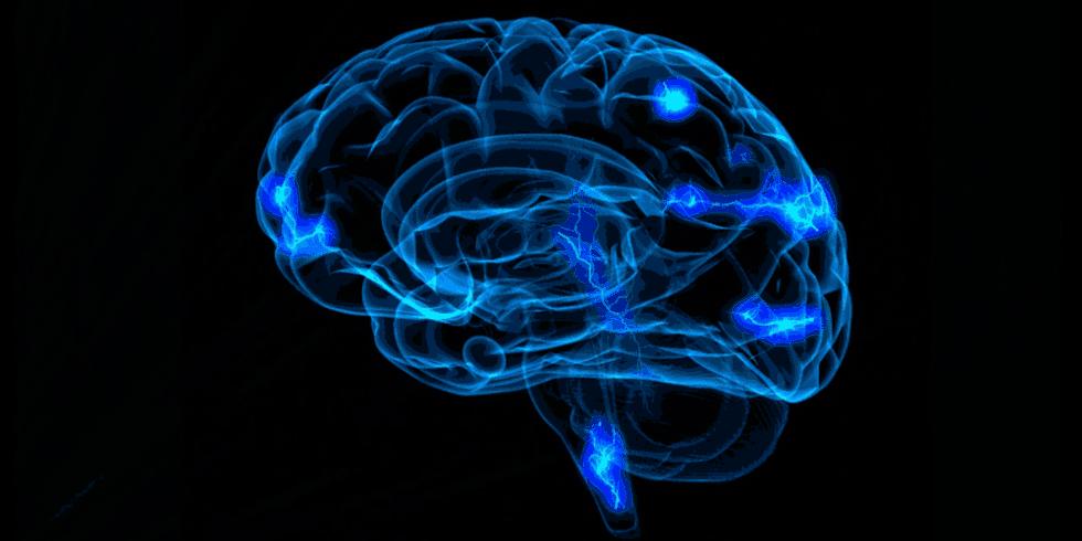 parlak mavi beyin
