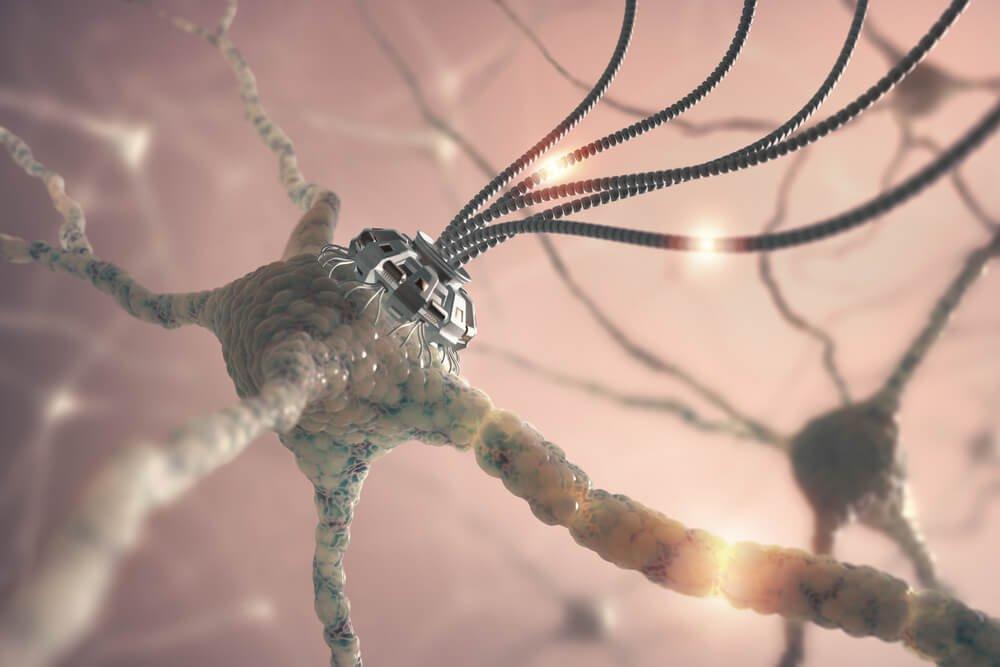 robotikli nöron