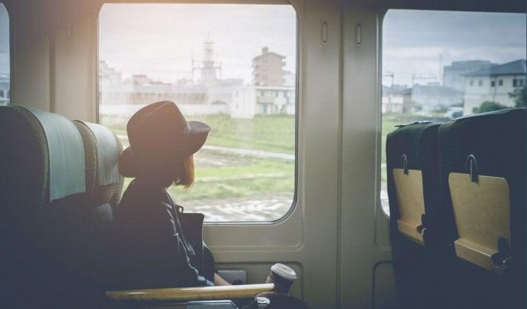 giden tren