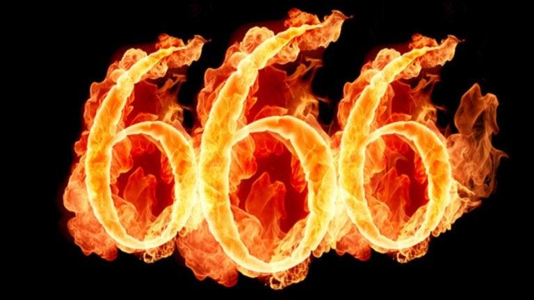alevli 666 sayısı