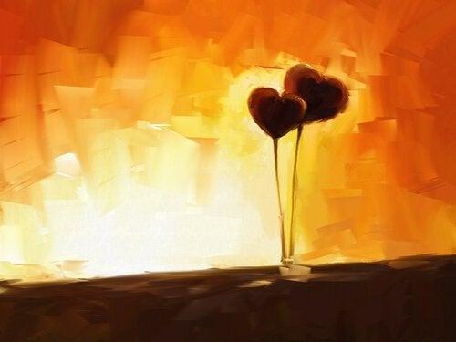 2 tane kalp