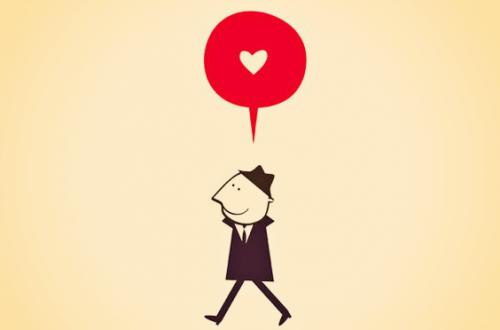 kırmızı aşk söyleyen adam