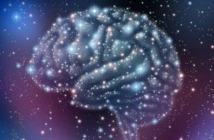 gökyüzünde beyin var