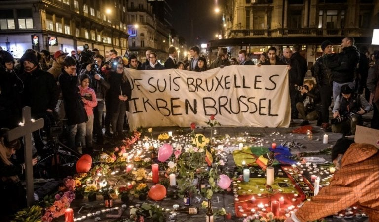 Brüksel terör saldırısı