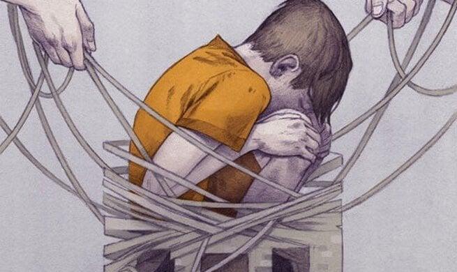 esir çocuk