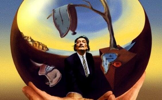 Salvador Dali'nin Yaratıcılığı Uyandırma Yöntemi