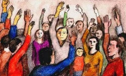 el kaldıran insanlar