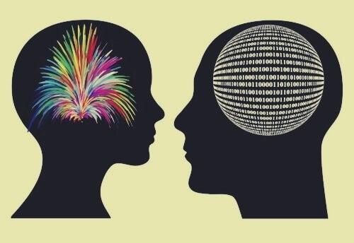 sanatsal kafa ve sayısal kafa