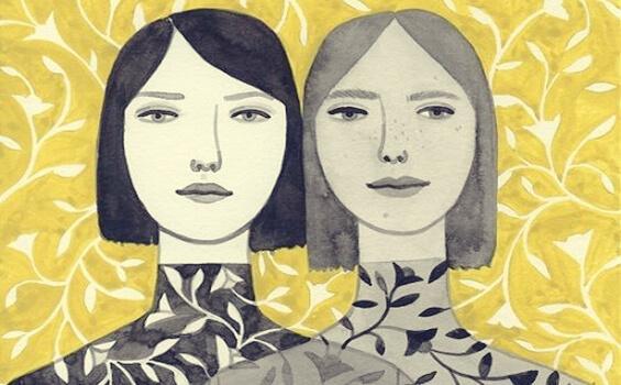 iki kız kardeş