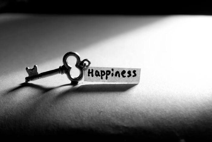 mutluluğun anahtarı