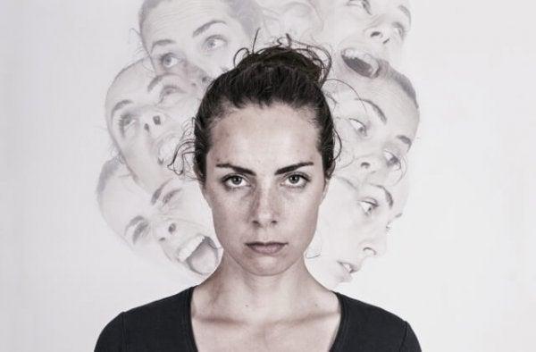 temsili şizofreni fotoğrafı