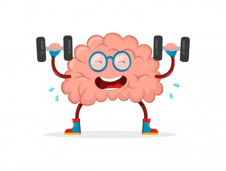 spor yapan beyin