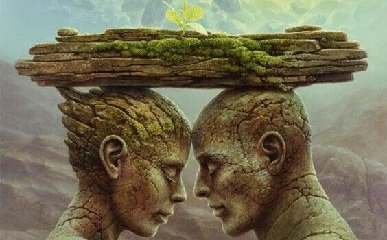 Ayna Teorisi ve İlişkilerin Kaderini Belirleyen Yaralar