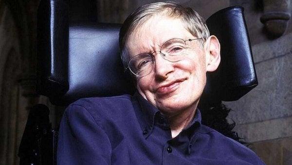 Stephen Hawking'in Umutsuzlara Cesaret Veren Mesajı