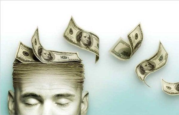 adamın aklı fikri para olmuş