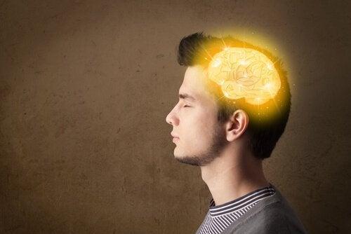 beyni parlayan genç