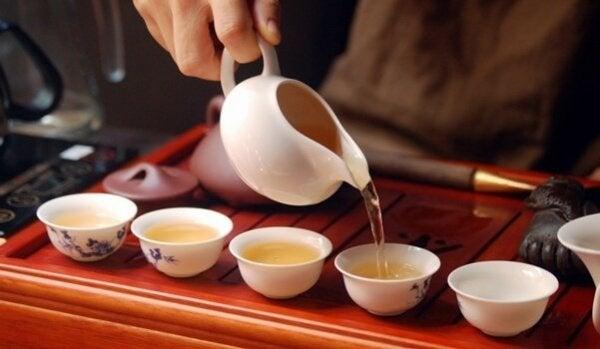 Çay Seremonisi ve Farkındalık Meditasyonu