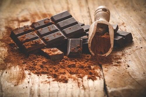 çikolata bitter