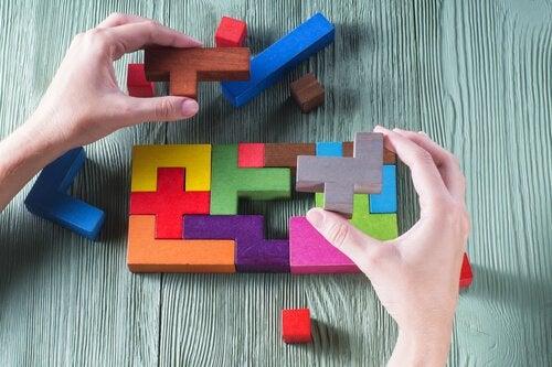 fiziksel tetris