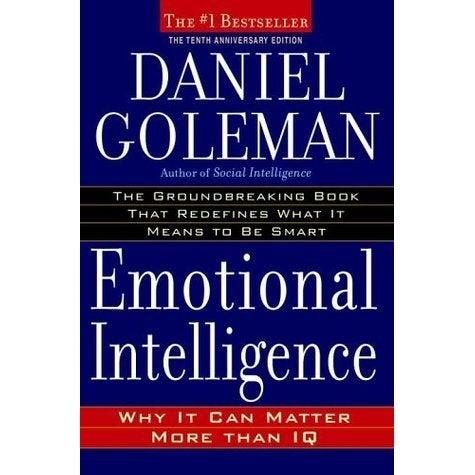 goleman'ın kitabı