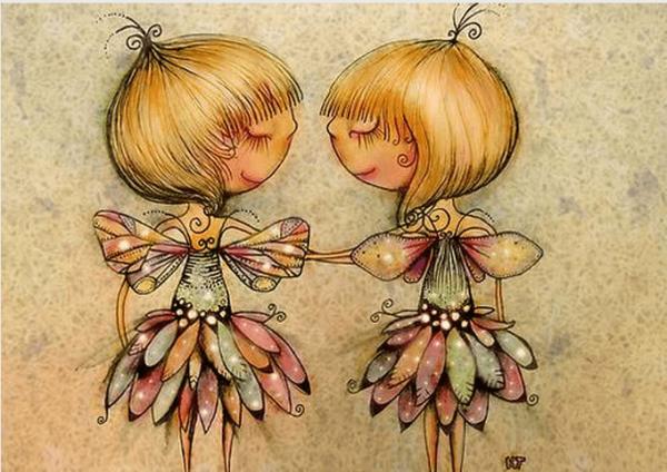 kelebek kızlar
