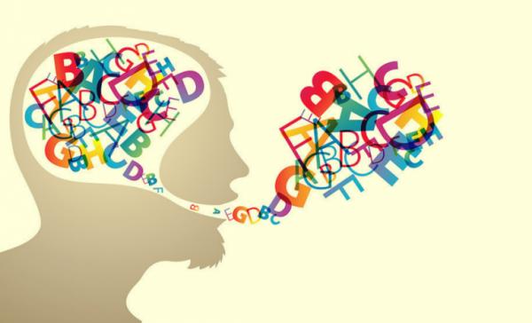 beyinden çıkan karman çorman harfler