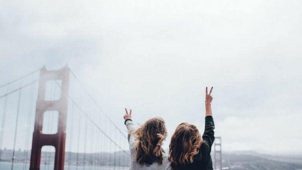 sisli köprüde barış
