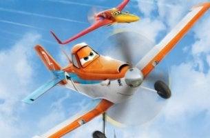 uçaklar filmi