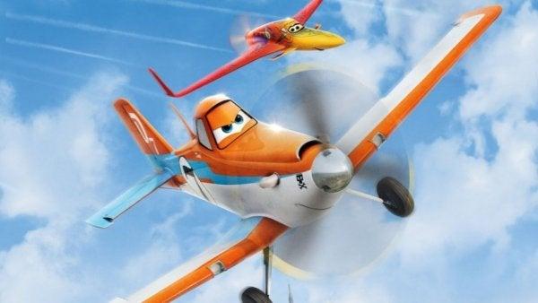 Uçaklar – Sorunların Üstesinden Gelmek Hakkında Harika Bir Film