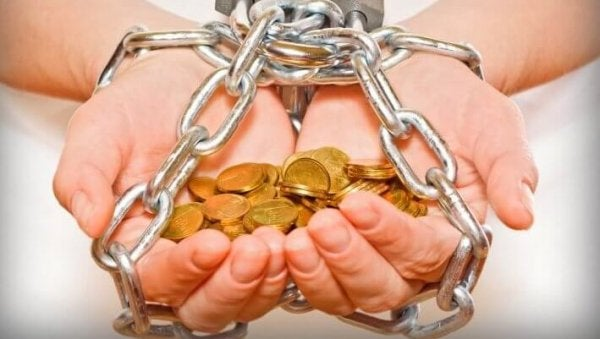 paraya mahkum olmak
