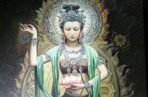 Hindu tanrıçası
