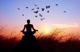 acıdan kurtulan budist rahip