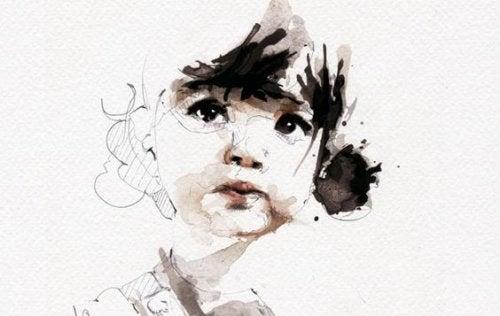 bebek çizimi