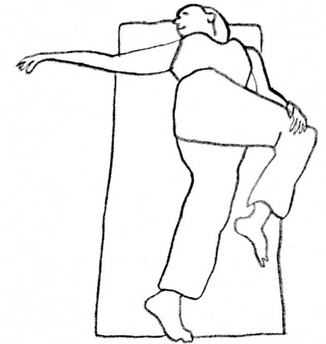 bel kemiği esnetme yoga