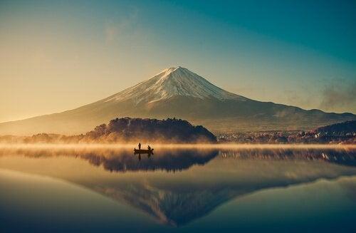 japon dağı