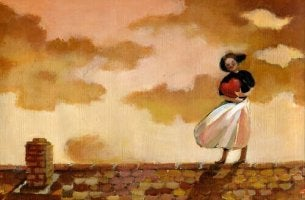 kalp kadın
