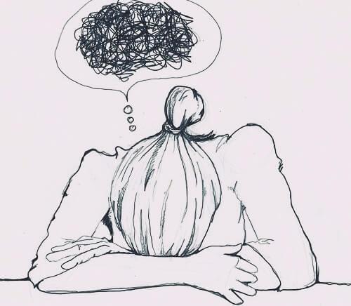 kafası karışık kız