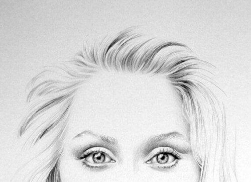 Meryl Streep çizimi