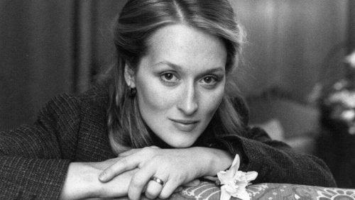 Meryl Streep pozu